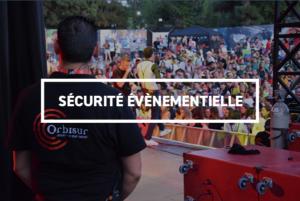 Société de sécurité - Evenementiel