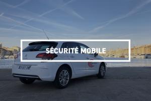 Société de sécurité - Sécurité mobile