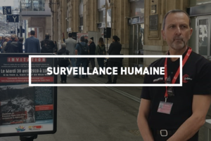 Société de sécurité - surveillance humaine Orbisur